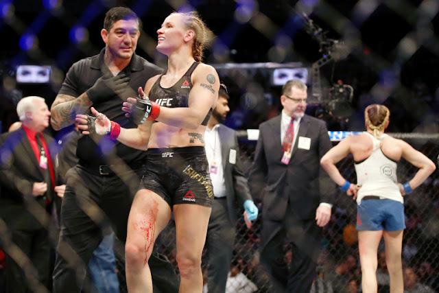 Valentina Shevchenko UFC 247 2
