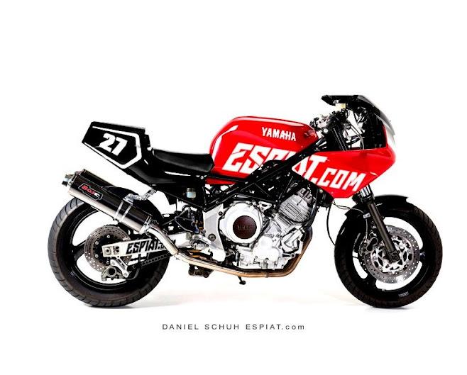 Yamaha TRX 850 Endurance Racer by Daniel Schuh