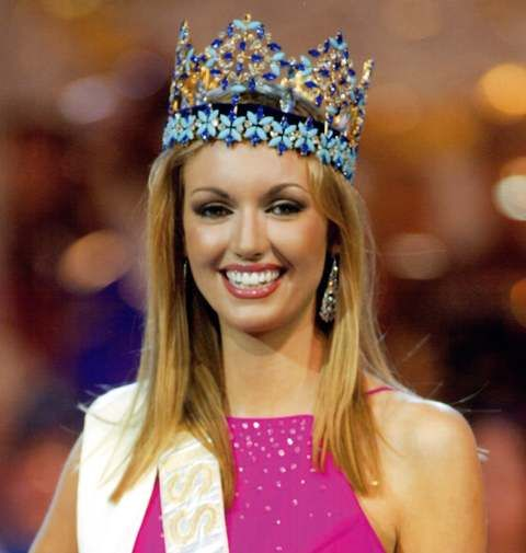 Miss World Of 2003 – Rosanna Davison