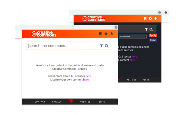 Giới thiệu Mở rộng trình duyệt tìm kiếm CC