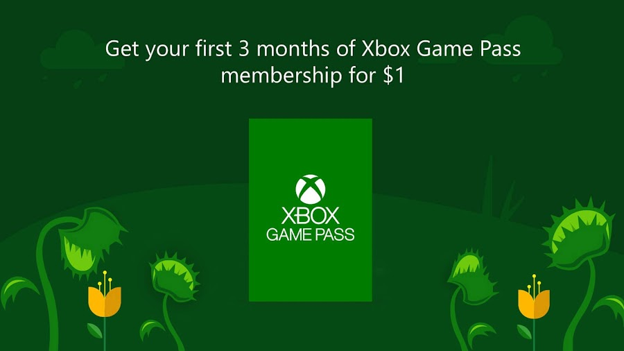microsoft xb1 spring sale 2019 xbox game pass