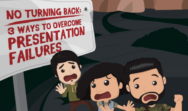 No Turning Back: 3 Ways to Overcome Presentation Failures