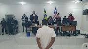 Romário é julgado e condenado a 16 anos de prisão por assassinato de Edinaldo da Van em Esperantinópolis