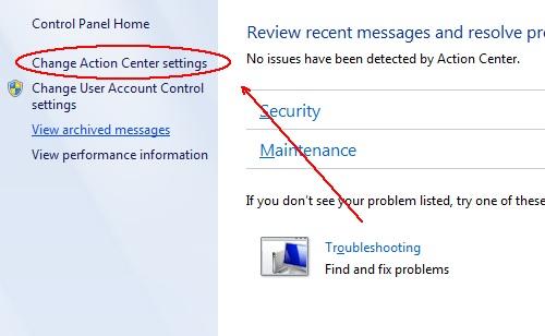 Hướng dấn tắt update windows 8