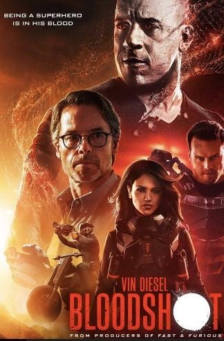 Vin Diesel: Bloodshot (2020) Full Movie Streaming HD