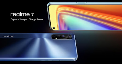 Realme 7 & 7 Pro Launched With FullHD+ Super AMOLED Display, 64MP Quad Camera, 65W Fast Charing & More