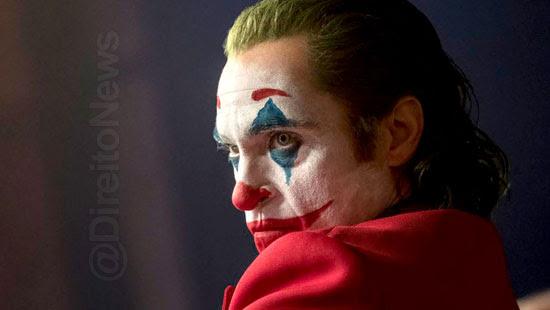 arte imitando vida filme joker direito