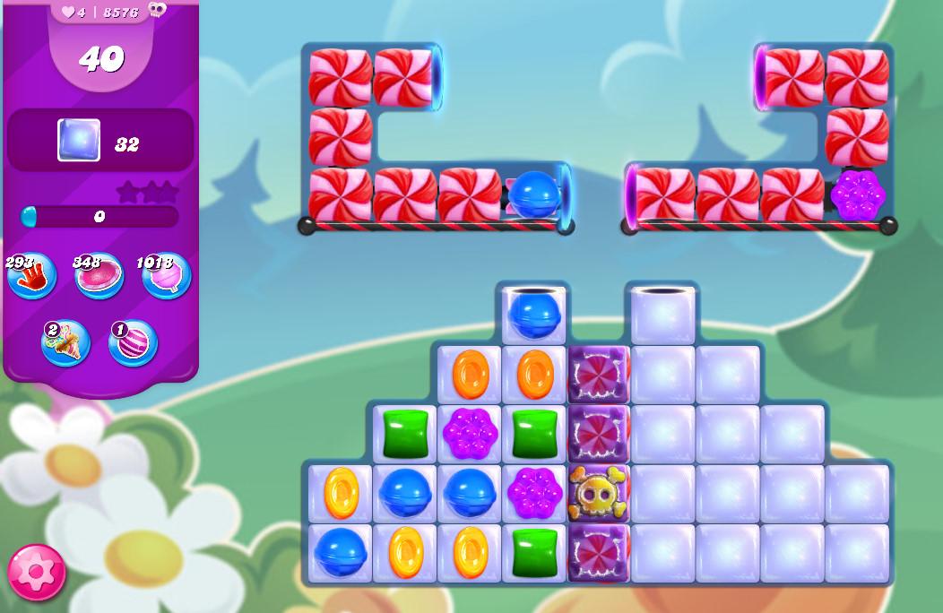 Candy Crush Saga level 8576