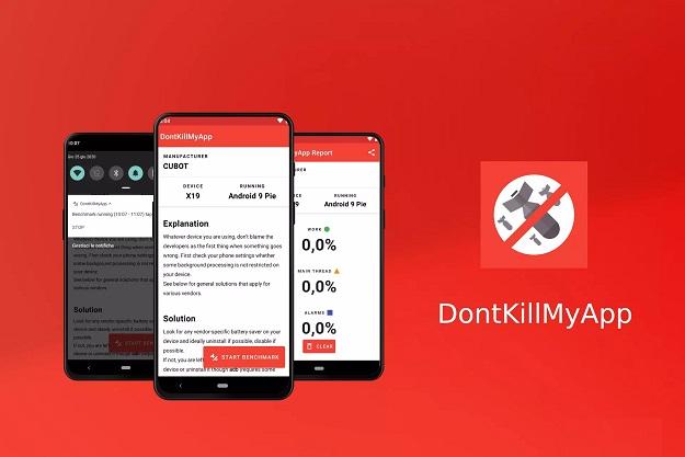 "DontKillMyApp - Δείτε αν η συσκευή σας ""σκοτώνει"" εφαρμογές και χάνετε ειδοποιήσεις"
