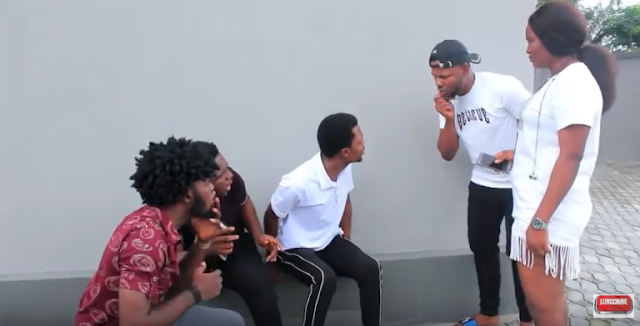 Xploit Comedy: Some Guys Can Never Beg Their Girlfriend (WATCH)