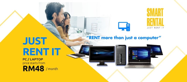 SmartRental, Laptop  Computer Rental Solution, Flexi Rental Packages, Joshua Chin, Founder Linear Channel, Lifestyle