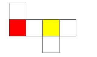 gambar jaring jaring kubus 3