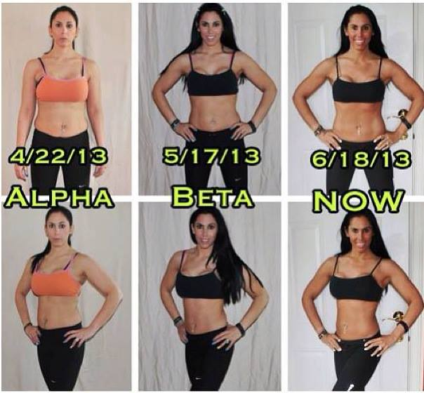 T25 alpha beta gamma results   T25 Schedule  2019-03-20