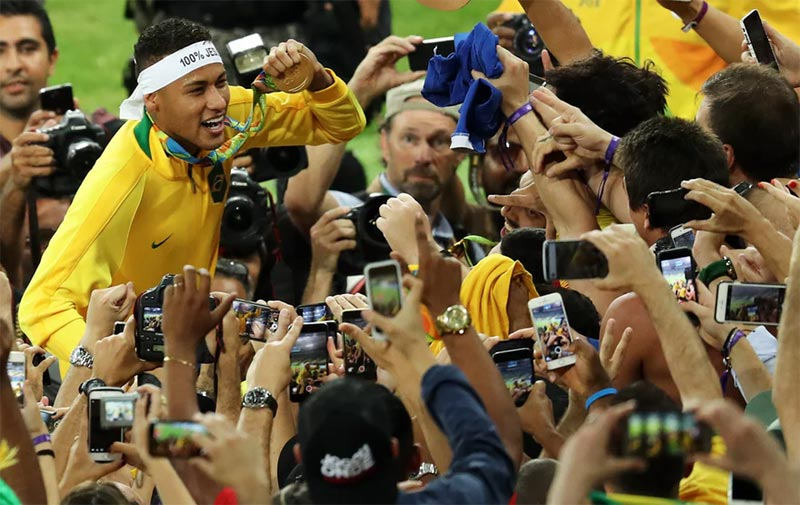 Brazil defeats Germany, wins 2016 Olympics men's U-23 football gold