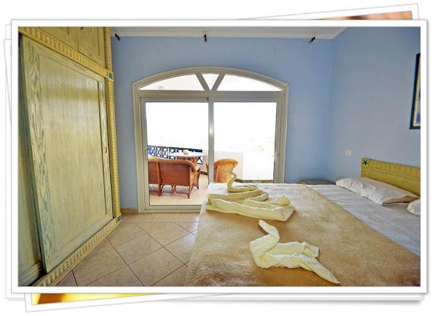 Impresii camere Cabana de LUX din Golful Naama