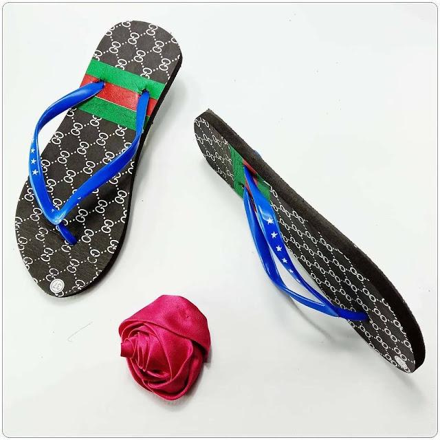 Sandal AB Jepit GC Simplek Wanita-grosir sandal murah