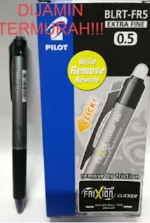 Pulpen Pilot 0.5