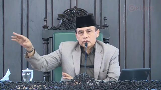 Anton Tabah: Sudah Tepat MUI Terbitkan Maklumat Tolak RUU Perongrong Pancasila