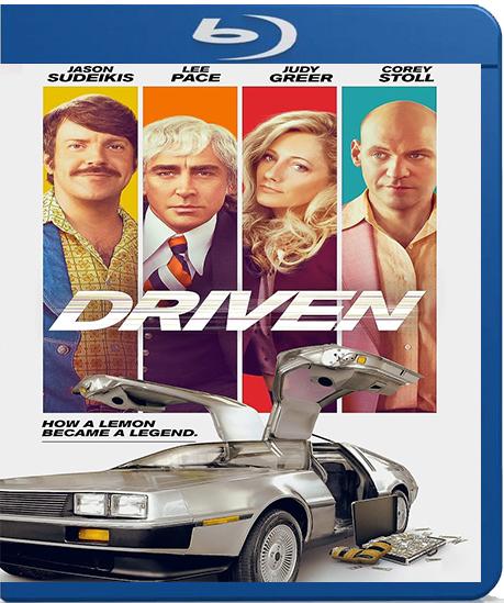 Driven [2018] [BD25] [Subtitulado]