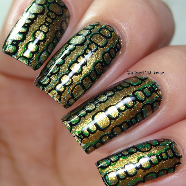 Black Lace Cosmetics - Gutter Gold