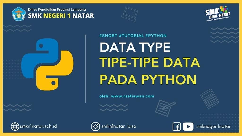 tipe data python