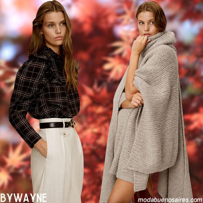 Ropa de moda otoño invierno 2020.