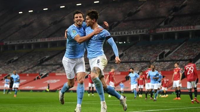 El CITY gana la batalla del Manchester para llegar a la final de la Copa de la Liga