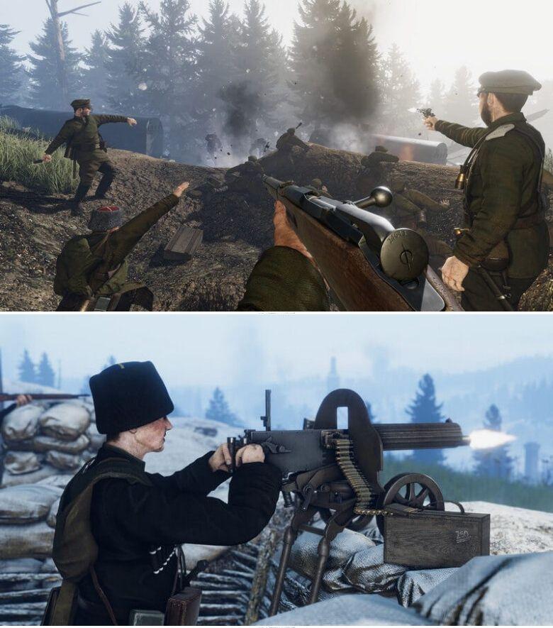 تحميل لعبة الحرب Tannenberg للكمبيوتر إصدار FitGirl و PLAZA