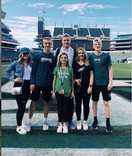 Josh Mccown S Family