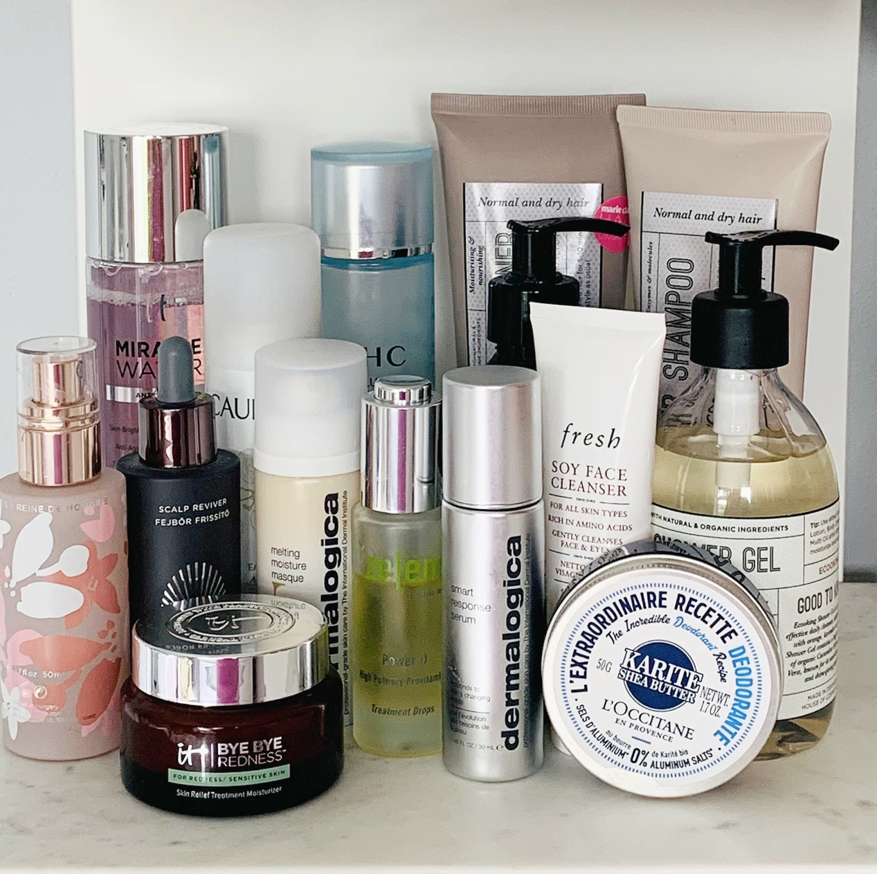 The best products for ultra sensitive skin: face & body,