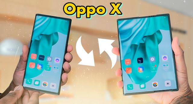 تعرف على جديد شركة Oppo بالفيديو Oppo X