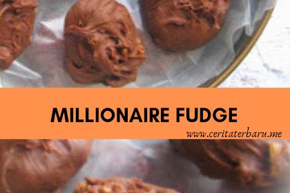 Millionaire Fudge