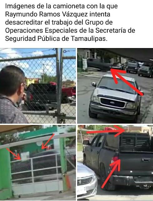 Fotografías; Las pruebas del delito los 8 ejecutados en Nuevo Laredo, no eran inocentes, eran sicarios en activo del CDN