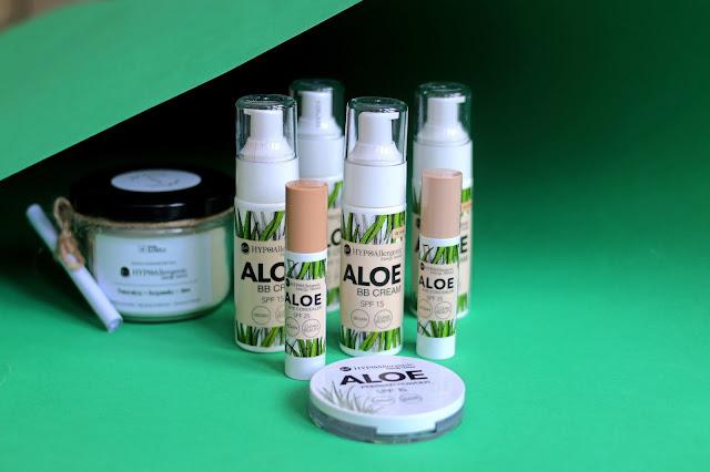 Bell Hypoallergenic Aloe bb krem, Aloe korektor