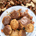 Ciasteczka orzechowo-kokosowe (bez mąki pszennej)