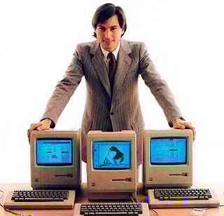 Steve Jobs cambio el mundo computadoras