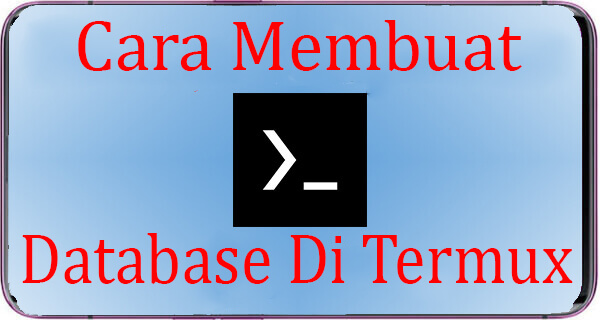 cara membuat database termux