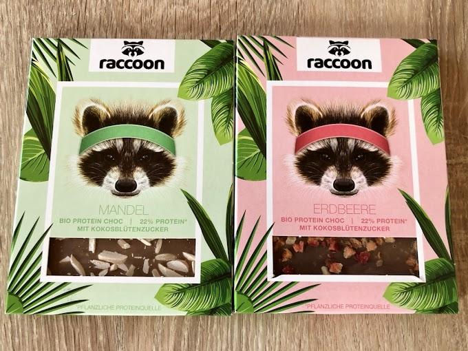 Der große Schokoladentest (39): raccoon