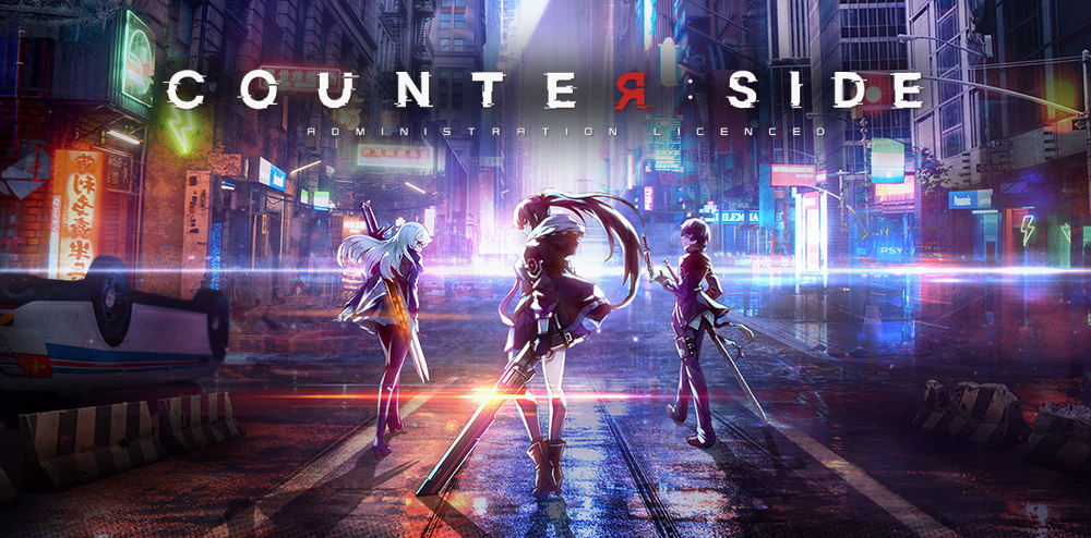 COUNTER: SIDE, a New Cross-Platform RPG from Nexon to be Released This Year in Japan