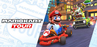 mario kart tour game android kekinian