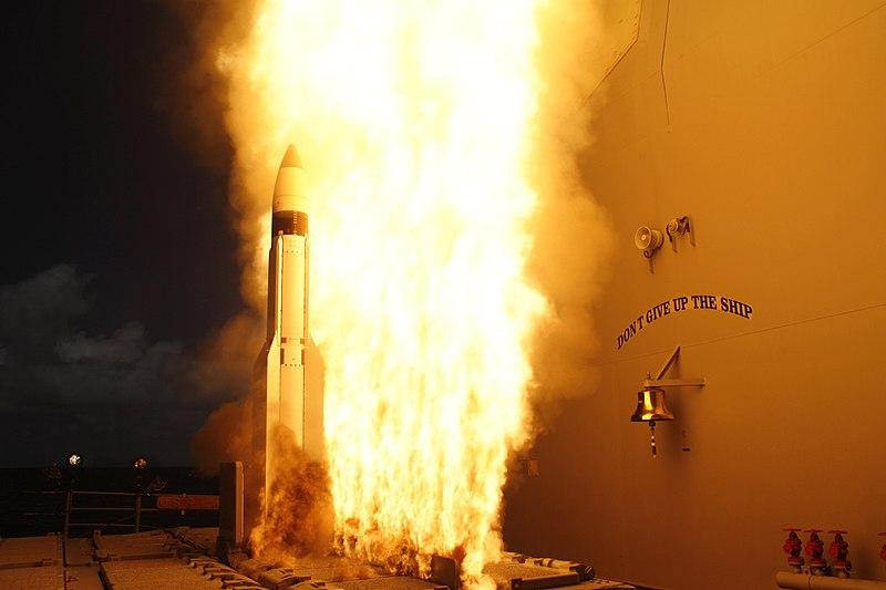 صواريخ SM-3 IIA - ميزانية الجيش الأمريكي 2021