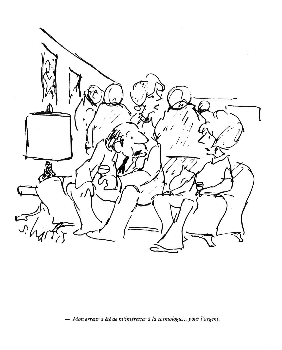 ECC Cartoonbooks Club: Sidney Harris : science and humour