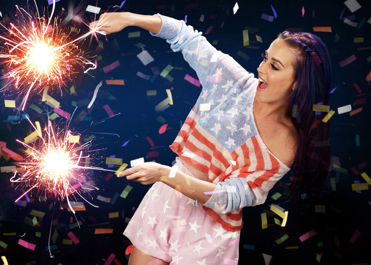 """J.R.'s Music 101: Chart Chat - 20 """"Fourth of July"""" Songs ... Katy Perry Firework"""