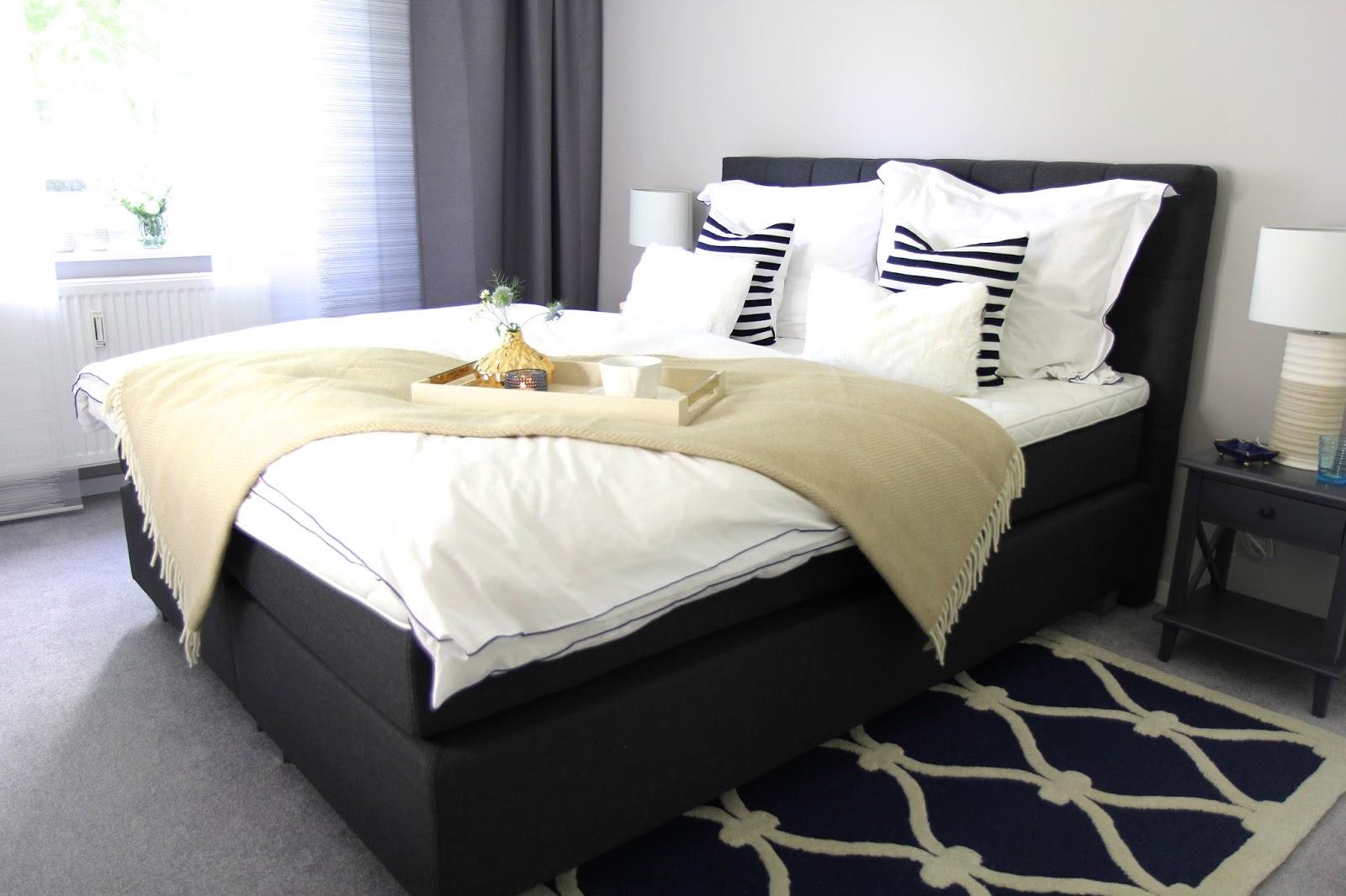 bastian der wohnprinz wohnblogger im videoformat schlafzimmer maritim einrichten so gehts. Black Bedroom Furniture Sets. Home Design Ideas
