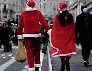 The Covid Christmas