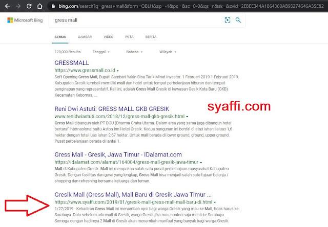 Gress_mall_Bing_webmaster_syaffi_com