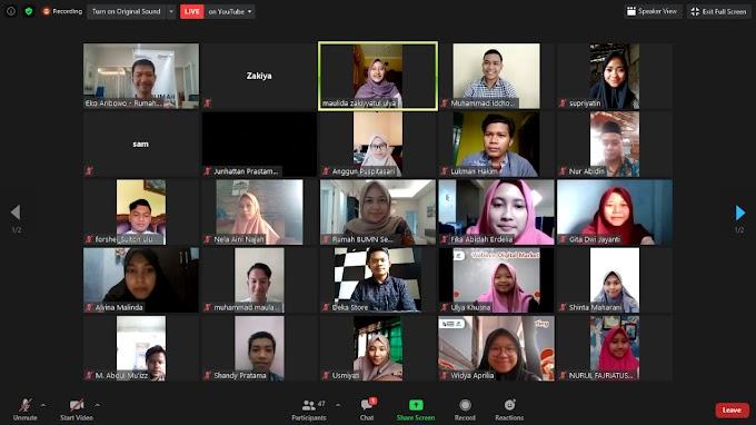 Ajak Milenial Rintis Bisnis Online, Forshei Adakan Webinar Digital Marketing 2021