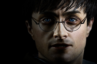 Life-size Harry Potter statue