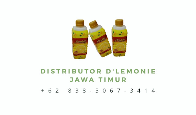 Distributor sari lemon