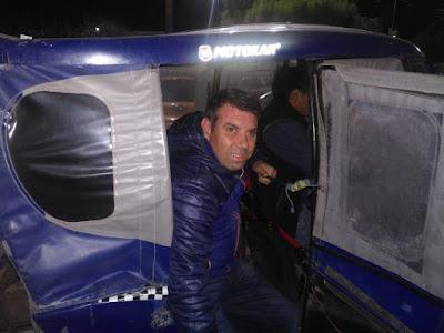 A Urubamba en Mototaxi